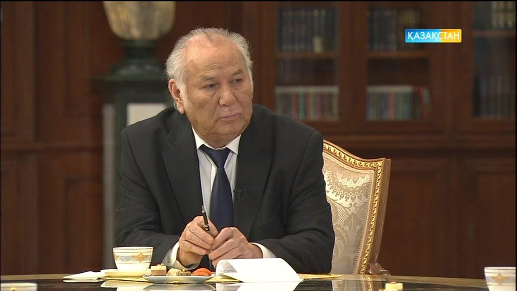 ҚР Президенті Н.Ә.Назарбаевтың белгілі қаламгерлермен кездесуі (Толық нұсқа)