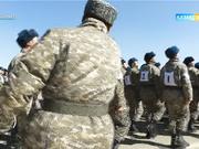 Ақсауыт - Қазақстан Қарулы Күштерінің әскери парадқа дайындығы (Толық нұсқа)