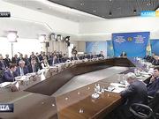Мемлекет басшысы «ЭКСПО-2017» халықаралық көрмесіне дайындық мәселесін пысықтады