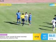 Бүгін -  қазақ футболы туған күні