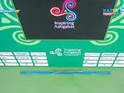 Церемония награждения Альберта Линдера на Чемпионате Азии