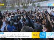 Димаш Құдайбергенов кеше Астана қаласында сырласу кешін өткізді.