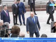 Мемлекет басшысы жұмыс сапарымен Оңтүстік Қазақстан облысына барды