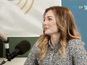"""Каzsport"" на ""Казахском радио"" - Валентина Хальзова"