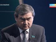 Сауытбек Абдрахманов: Барлық жаңғырудың өзегі – рухани жаңғыру (ВИДЕО)