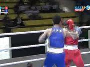 Ералиев - Танака. Чемпионат Азии-2017