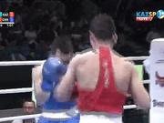 Видео боя Жусупов - Вей Лю
