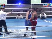 Видео боя Кункабаев - Сатиш