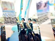 7 мамырдағы ауқымды әскери парадты Ұлттық арна тікелей эфирде көрсетеді