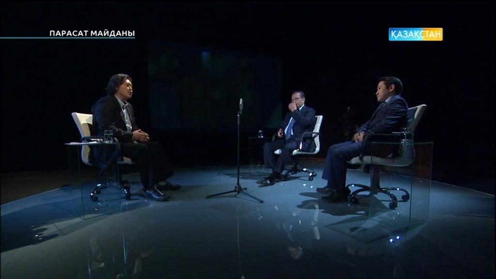 Парасат Майданы - Асқарбек Құсайынов пен Ерлан Сламбеков (Толық нұсқа)