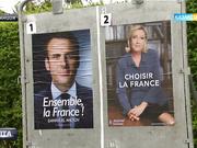 Бүгін Францияда Президент сайлауының екінші туры өтіп жатыр