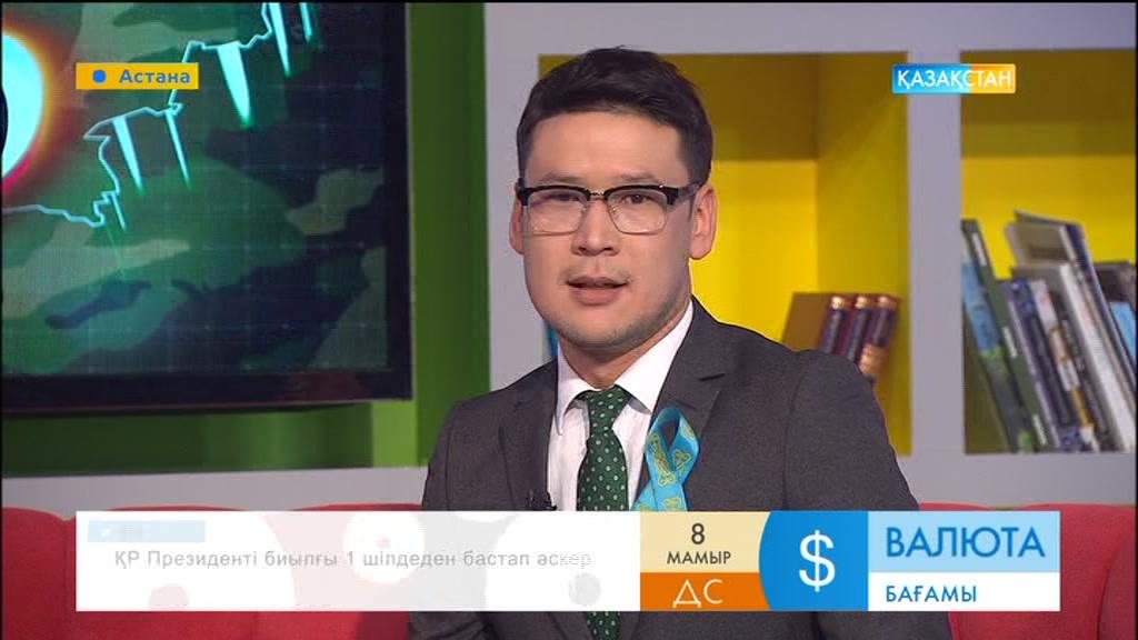 «Таңшолпан» төрінде танымал актер Жанқалдыбек Төленбаев қонақта