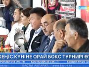 Алматыда Жеңіс күніне арналған бокс турнирі аяқталды