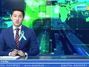 Алматылықтар Жеңіс күнін атап өтуде