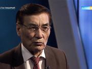 Өмірзақ Озғанбаев: Бұл біздің ғана емес, тұтас елдің басына түскен зұлмат еді (ВИДЕО)