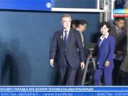 Оңтүстік Кореяда өткен президенттік сайлауда «Тобуро» демократиялық партиясынан шыққан кандидат Мун Чжэ Ин алда келеді