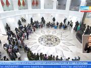 Астанада «Ерліктің қайсар мекені» көрмесі ашылды