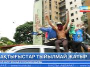 Венесуэлада билікке қарсы шерушілер мен полиция қызметкерлері арасындағы қақтығыстар өрши түсті