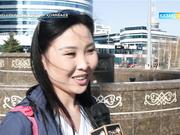 Түнгі студияда Нұрлан Қоянбаев - Әнші Ерке Есмахан (Толық нұсқа)