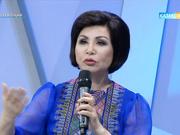 Роза Рымбаева: Фонограммамен ән айту - көрерменді алдау