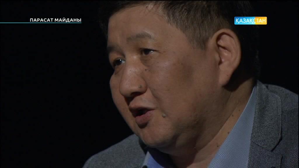 Парасат Майданы - журналист,сыншы Амангелді Кеңшілікұлы, суретші Әлібек Қойлақаев (Толық нұсқа)