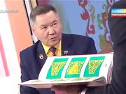 2000-нан астам  ою-өрнектің авторы Шөптібай Байділдин «Бүгін жексенбіде» қонақта