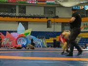 Олимпиада чемпионы Жақсылық Үшкемпіровтың жүлдесі үшін халықаралық турнир. Арнайы репортаж