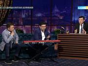 Түнгі студияда Нұрлан Қоянбаев - Композитор, продюсер Ринат Гайсин (Толық нұсқа)