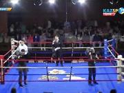 Жанқош Тұраров пенГуставо Гарибай арасындағы жекпе-жек