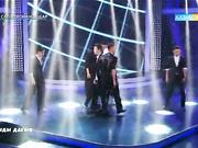 «Ән салады мамандар» жобасының бірінші жартылай финалында «Жалын жүректілер» тобы алғаш болып өнер көрсетті