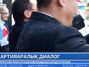 Мұхтар Құл-Мұхаммед Жапон үкіметінің басшысы Синдзо Абэмен кездесті
