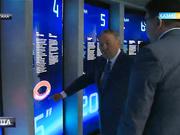 Осы аптада Мемлекет басшысы Елорданың ЭКСПО-ға дайындық барысын пысықтады