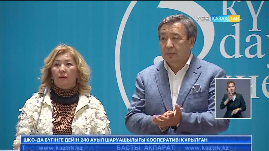 Астанада белгілі суретші Ерболат Төлепбайдың көрмесі ашылды