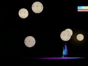 EXPO-2017. Сахнада энергияның пайда болу тарихы суреттелді