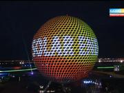 EXPO-2017. Лазерлік шоу және отшашу (ВИДЕО)