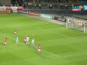 Қазақстан - Дания: Кристиан Эриксен пенальтиді дәл орындады - 0:2