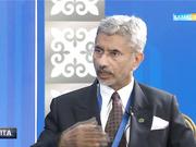 Үндістан СІМ орынбасары Субраманьям Жайшанкар: ШЫҰ-на қосылып, терроризмге қарсы бірге күрес жүргізсек дейміз