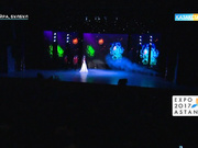 Сайра, бұлбұл - Әнші Ләла Бақытнұрқызының шығармашылық концерті