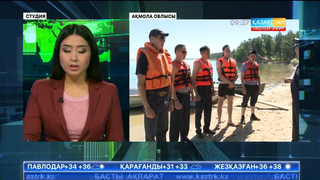 Ақмола облысындағы көлдерде қоғамдық құтқару бекеттерін ашу жалғасып жатыр