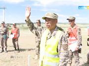 Ақсауыт - Жастар арасындағы  «Айбын» әскери-патриоттық жиыны (Толық нұсқа)