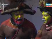 «ЭКСПО» көрмесіне келген Жаңа Гвинея  елінің өкілдері «Бүгін жексенбіде» қонақта