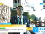 Астана павильонының ерекшеліктері