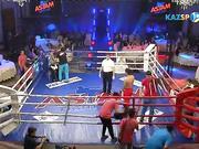 Кикбоксинг. Steppe Fighters. Рейтинговые бои профессионалов