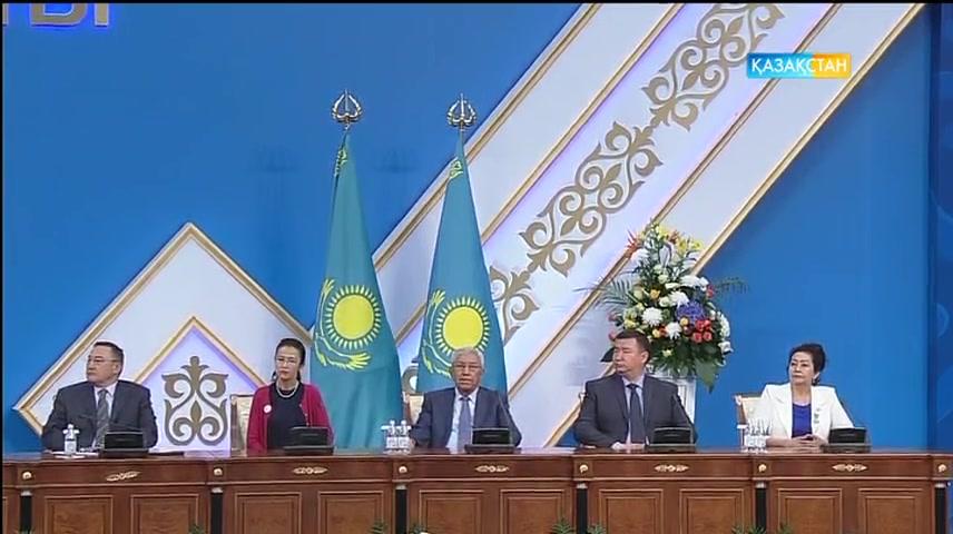 Арнайы хабар - ҚР Президенті Н.Назарбаевтың қатысуымен дүниежүзі қазақтарының V құрылтайы (Толық нұсқа)