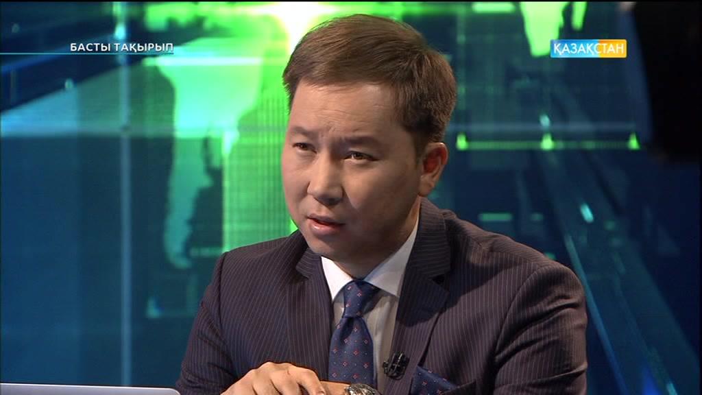 Басты тақырып -  Бақыт Мелдешов. ҚР Сенат сайлауының нәтижелері (Толық нұсқа)