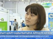 Астанада ауыл шаруашылығына арналған көрме ашылды