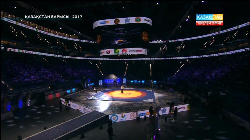 «Қазақстан барысы-2017». Мұхит Тұрсынов пен Еламан Ерғалиев шықты
