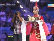 «Қазақстан барысы 2017» турнирінің марапаттау рәсімі