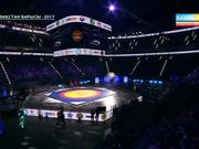 «Қазақстан барысы-2017» турнирының финалы. Еламан Ерғалиев пен Ұлан Рысқұл