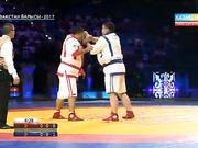 Айбек Нұғымаров Ержан Шынкеевті жеңіп, жартылай финалға шықты